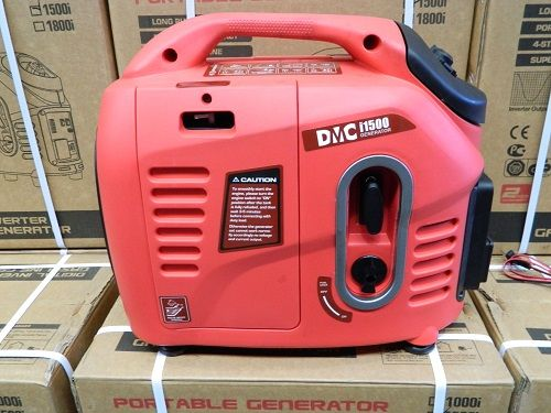 NEW Inverter Generator 1500W Max 1700W Rated Pure Sine Portable Camping