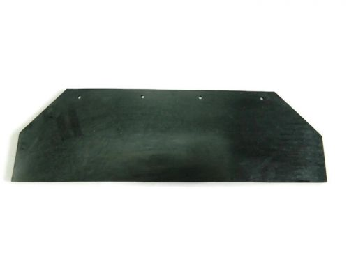 Honda 19 inch mower rubber safety shield stone guard