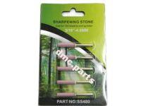 5 x 3/16 4.8mm Quality Sharpening Stones for 12v Chainsaw Sharpener Grinder