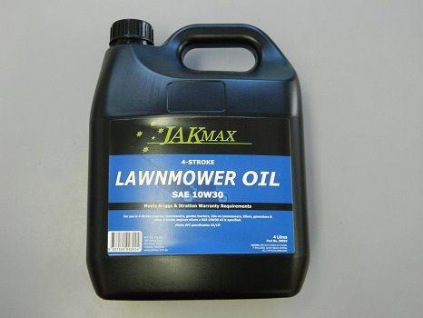 Engine Motor Oil 4 Stroke 4 litre 10w-30 Lawnmower Brushcutter oil Lube