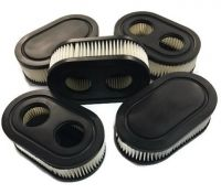 5 x AIR FILTER FOR BRIGGS & STRATTON 500 - 550EX mower engine 798452 593260