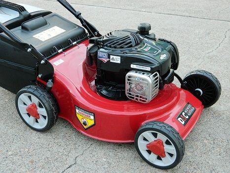 DMC lawnmower 4 stroke briggs & stratton 500E