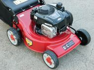 DMC SELF PROPELLED lawnmower 4 stroke briggs & stratton 625 series POWERFUL ENGINE