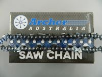 Archer Chainsaw Chain 25Ft Roll 063 3/8 Standard Chain Includes Joiner Links