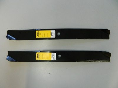 2 X BLADES FOR TORO 42 INCH RIDE ON MOWERS 106-2247-03 , 106-2247