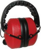 EAR MUFFS WITH AM/FM RADIO