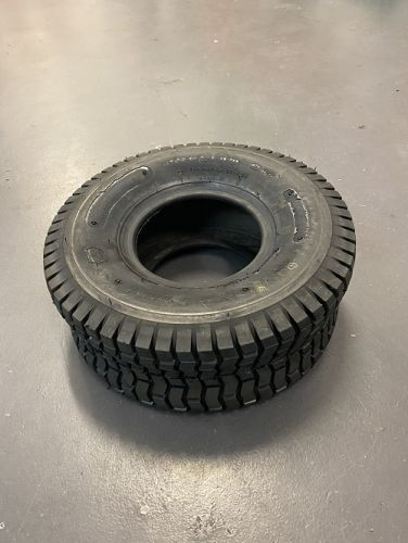 1x COMMERCIAL TURF SAVER TUBELESS TYRE 13 x 5 x 6.00 FOR RIDE ON MOWERS