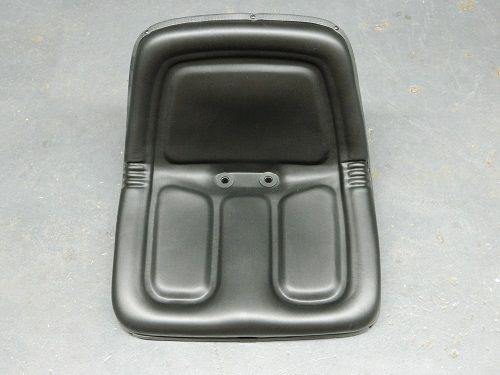 MULTI FIT PREMIUM HIGH BACK RIDE ON MOWER SEAT HUSQVARNA MTD JOHN DEERE TORO COX ROVER UNIVERSAL