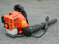 Backpack leaf blower 2-stroke 42.7cc
