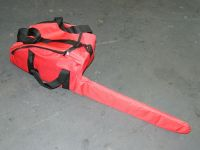 DELUXE CHAINSAW CARRY CASE BAG AND BAR COVER SUITS UP TO 24