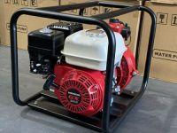Water transfer pump with Honda GX200 engine