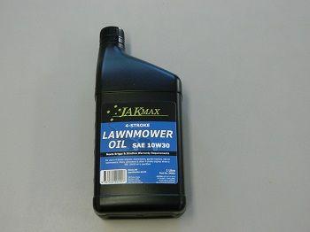 Engine Motor Oil 4 Stroke 1 litre 10w-30 Lawnmower Brushcutter oil