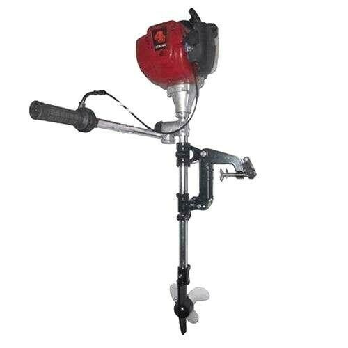 4 Stroke Outboard motor Engine Fishing Boat Tinny Kayak Inflatable