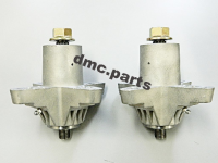 """2 x Spindle Assembly CUB CADET & MTD suits select 38"""" & 42"""" Deck 618-0142 618-0138"""
