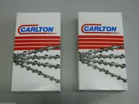 2 x NEW CHAINSAW CHAINS 44DL 3/8 .050 LP 12