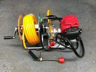 DMC 35cc Variable sprayer pump with 20mtr hose reel