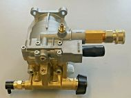 HIGH PRESSURE WASHER WATER PUMP ASSEMBLY 3600 PSI MAX TRIPLE PISTON PUMP QUICK CONNECT