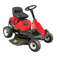 "New Rover Mini Rider Hydrostatic Drive Ride On Mower 382/30 382cc 30"" Cut Auto"