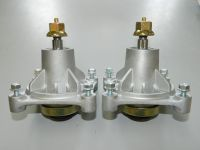"""2 X RIDE ON MOWER SPINDLE ASSEMBLY FOR SELECTED 48"""" HUSQVARNA MOWER 539 10 75 15"""