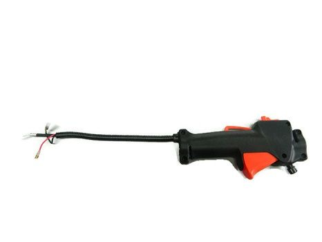 Throttle trigger control assembly - Brushcutter