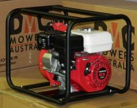 Fire fighting pump Water pump with Honda GX160 engine