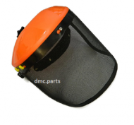 CHAINSAW BRUSHCUTTER FACE SHIELD SAFETY VISOR MESH