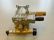 HIGH PRESSURE WASHER WATER PUMP ASSEMBLY 3600 PSI MAX TRIPLE PISTON PUMP