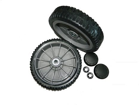 "honda 19"" lawnmower front wheels"