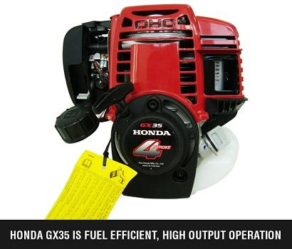 Star Picket Post Driver 4 Stroke Honda GX35 Petrol Powered