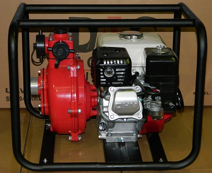Fire fighting pump Water pump with Honda GX160 engine - DMC